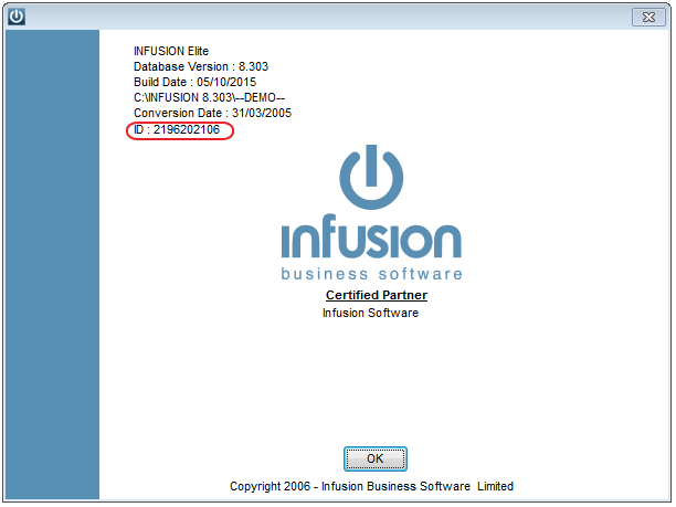 About Infusion