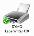 Dymo Icon