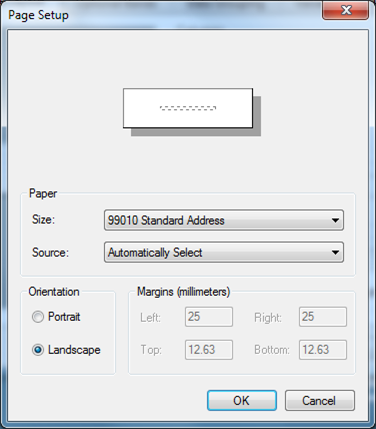 Label Printer Settings for Dymo Writer – Infusion Business